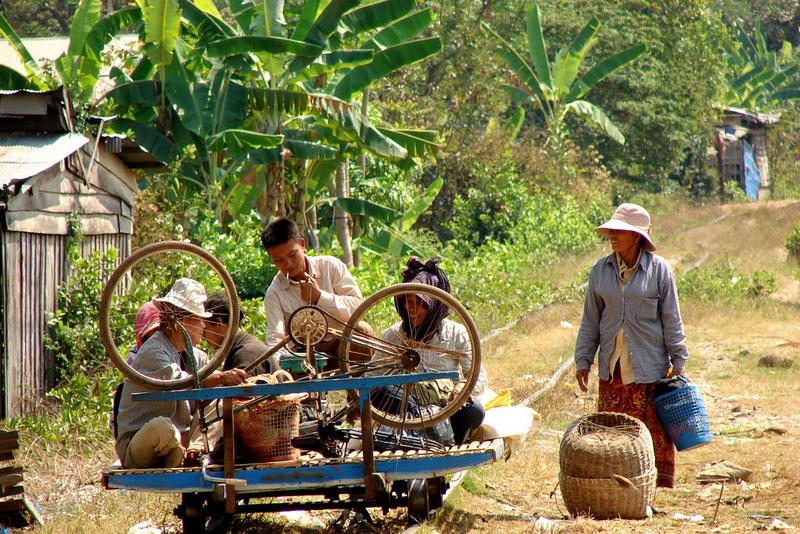 транспорт в баттамбанге