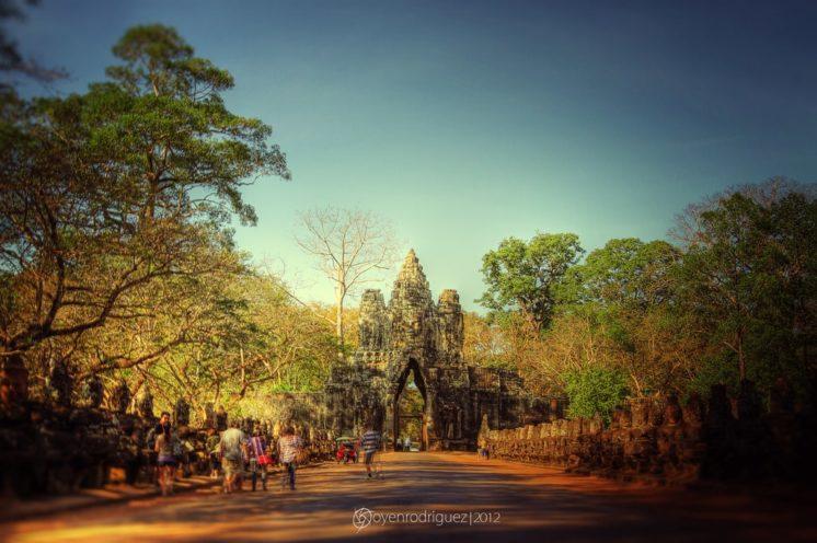 камбоджа лара крофт